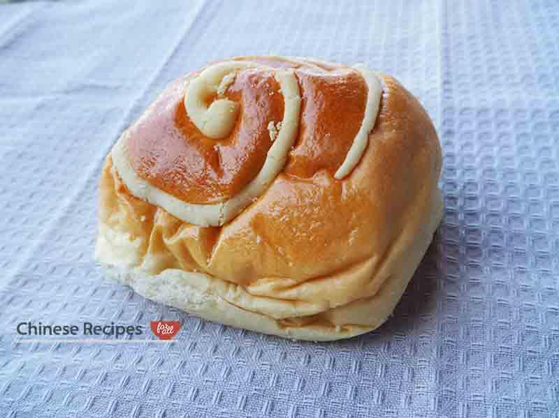 creamy custard bun lai wong bao chinese bakery