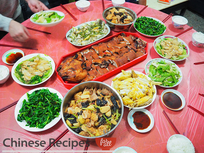 Typical food to eat for celebrations in hong kong how to chinese it is normally roasted and has a very crispy skin with a thin layer of meat underneath when you bite into it the skin cracks and the meat should be lovely forumfinder Images