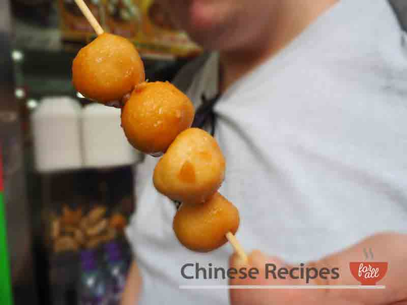 Our 5 most favourite snacks foods you have to try in hong for Chinese fish balls