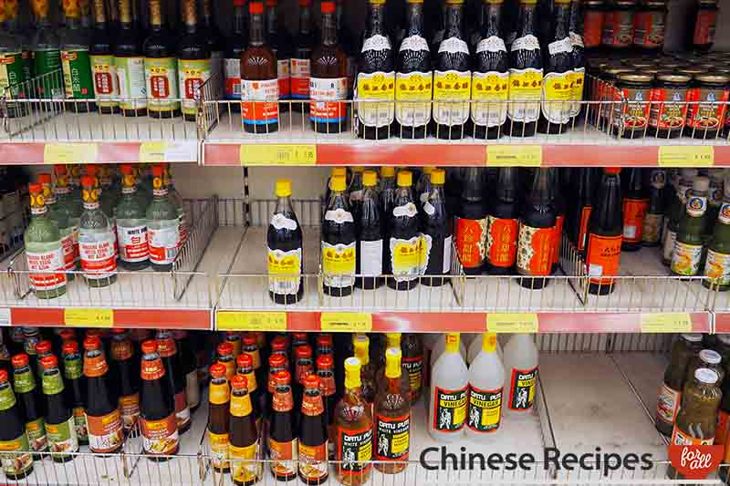 Chinese Sauces: The Low-Down