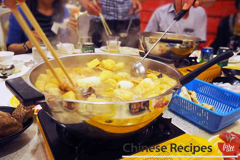 Everything you need to know about: Chinese Hot Pots - Chinese Recipes for All.com