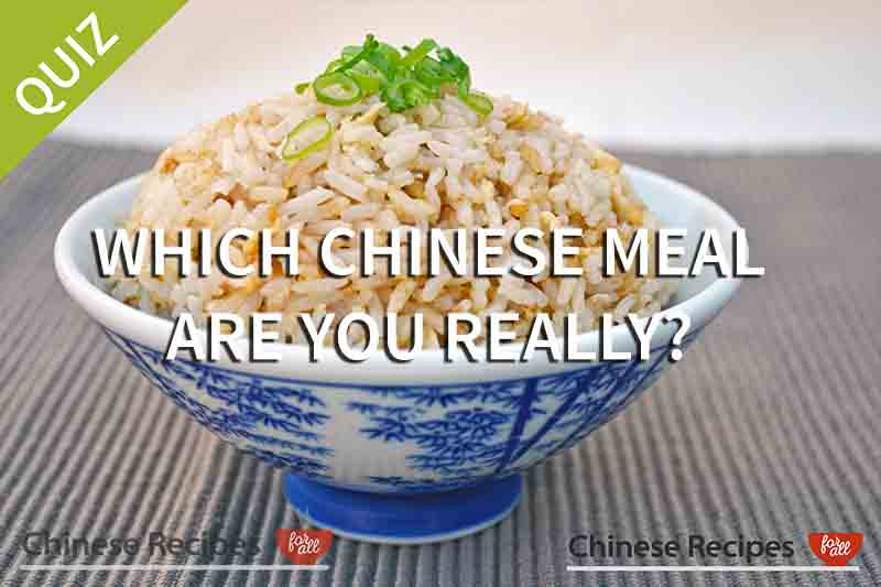 QUIZ: Which Chinese Meal Are You Really?  - Chinese Recipes For All.com