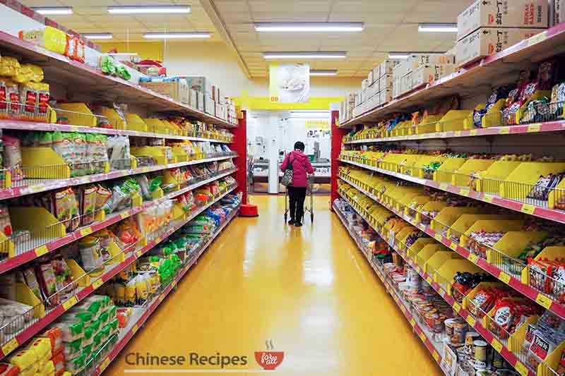 Top 5 things to do when you enter a Chinese supermarket - Chinese Recipes for All.com