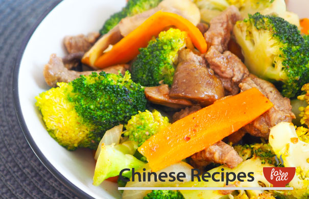 Beef and Broccoli Stir Fry - Chinese Recipes For All