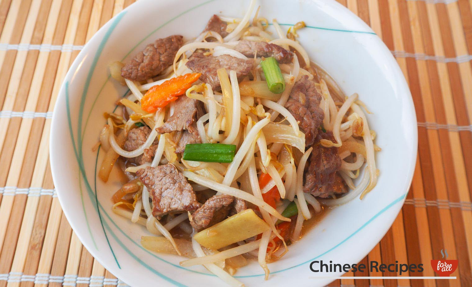 Beef Chop Suey - Chinese Recipes For All