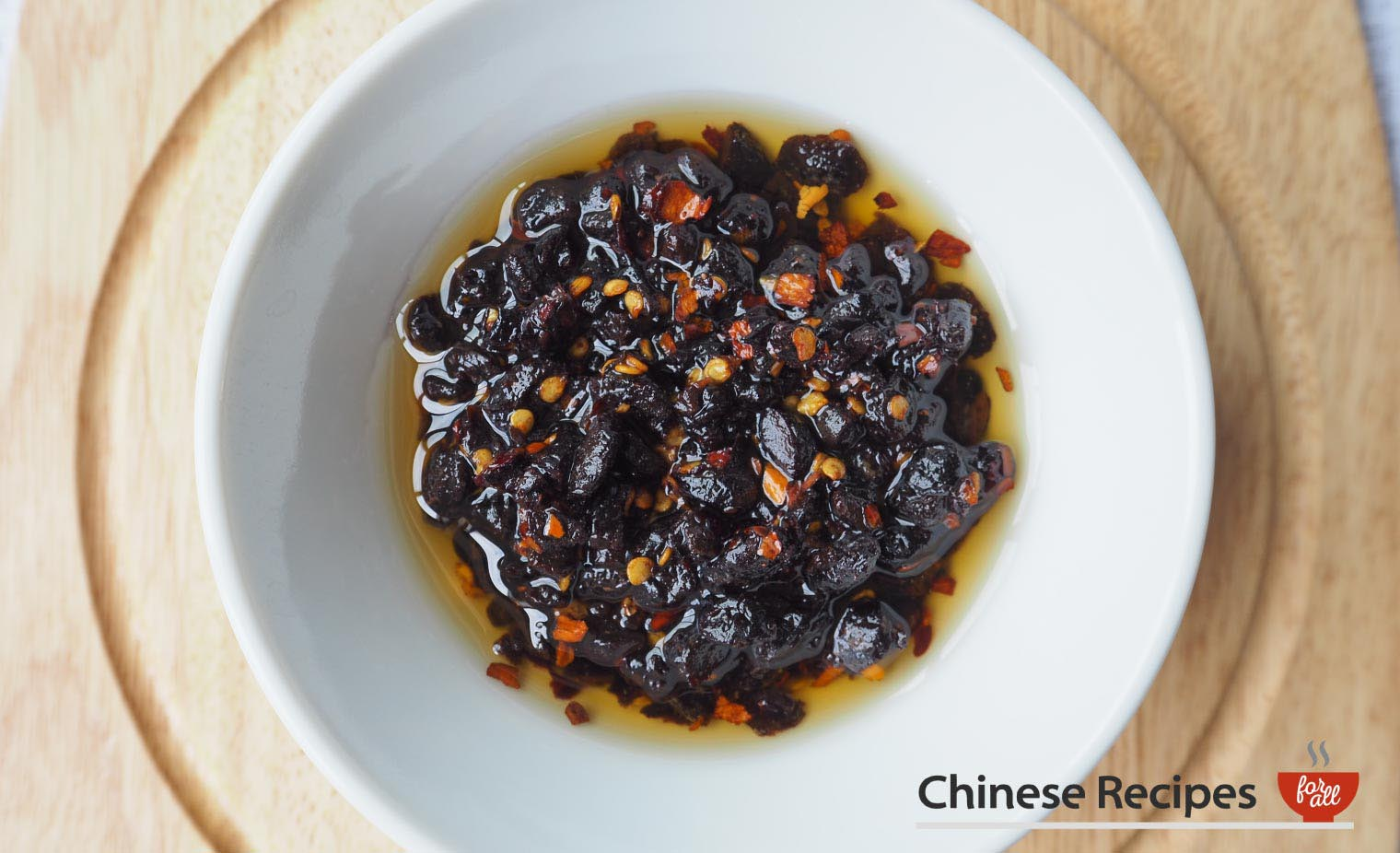 How to make Homemade Black Bean Sauce - Chinese Recipes For All