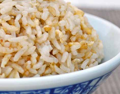 Rice - Chinese Recipes For All