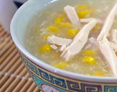 Soup - Chinese Recipes For All