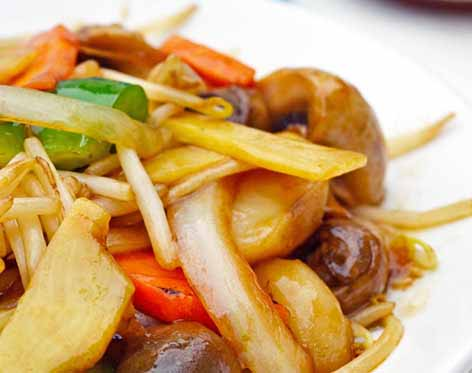 Vegetarian - Chinese Recipes For All