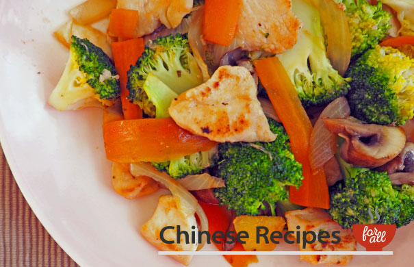 Chicken and Broccoli Vegetable Stir Fry
