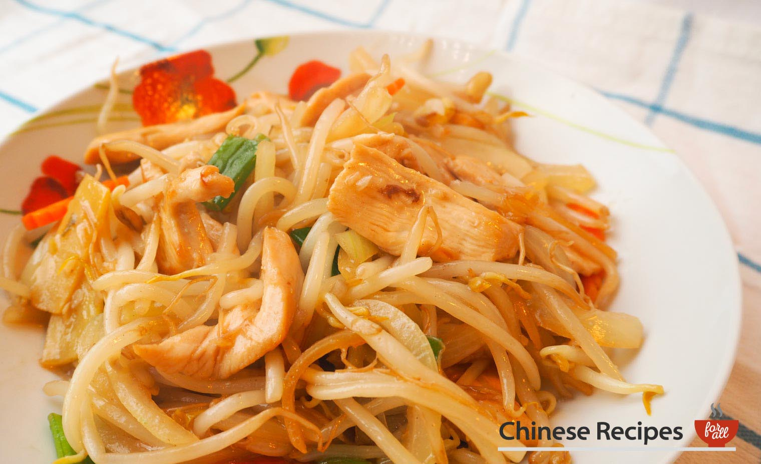 Chicken Chop Suey - Chinese Recipes For All