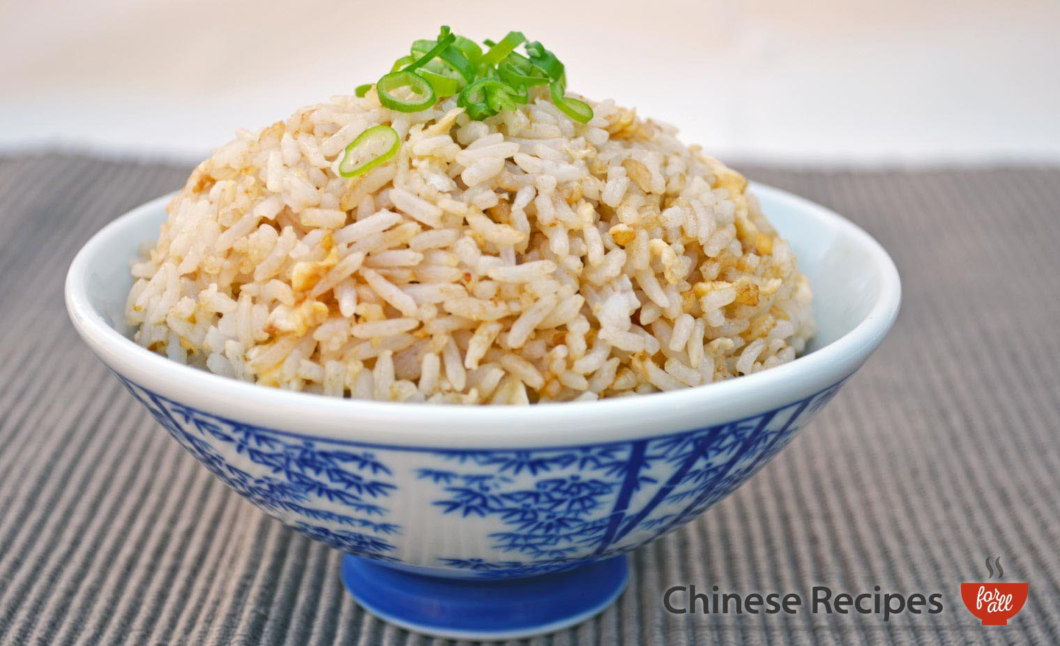 Egg Fried Rice - Chinese Recipes For All