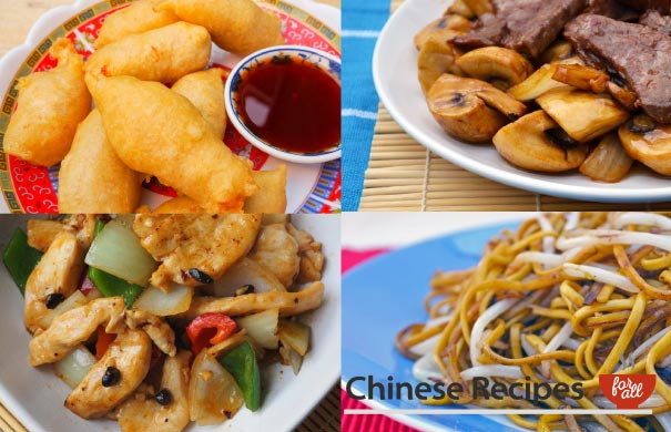 How to Cook a Chinese Takeaway Meal for Two