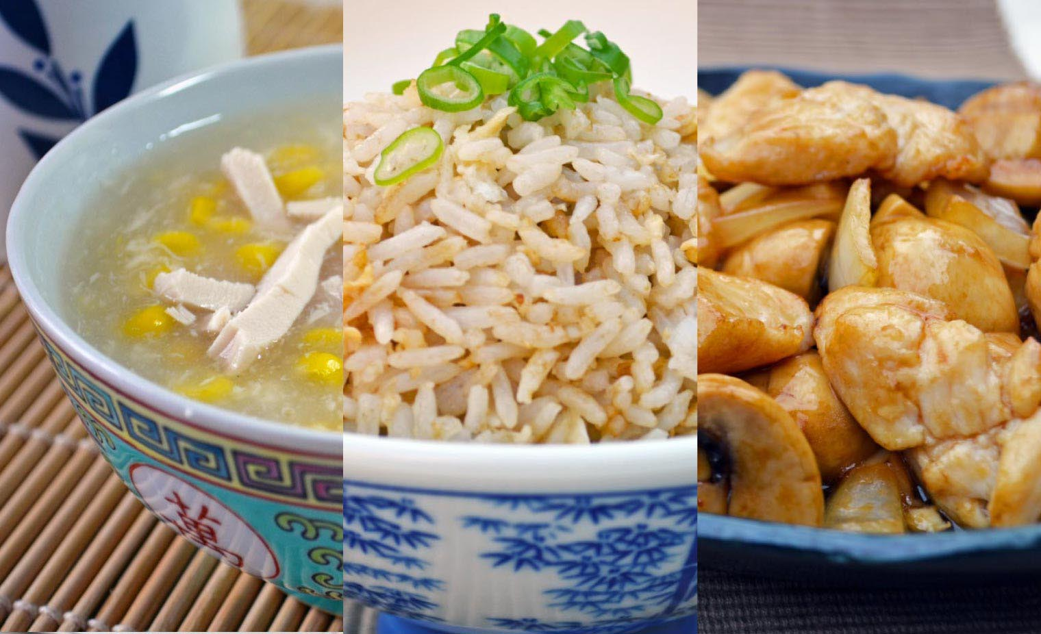 How to cook a Chinese meal for one - Chinese Recipes For All