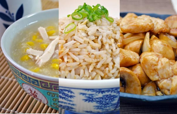 How to cook a Chinese meal for one - Chinese Recipes For All.com