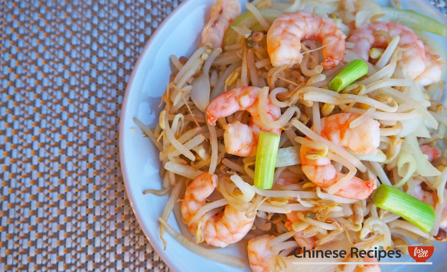 King Prawn Chop Suey - Chinese Recipes For All