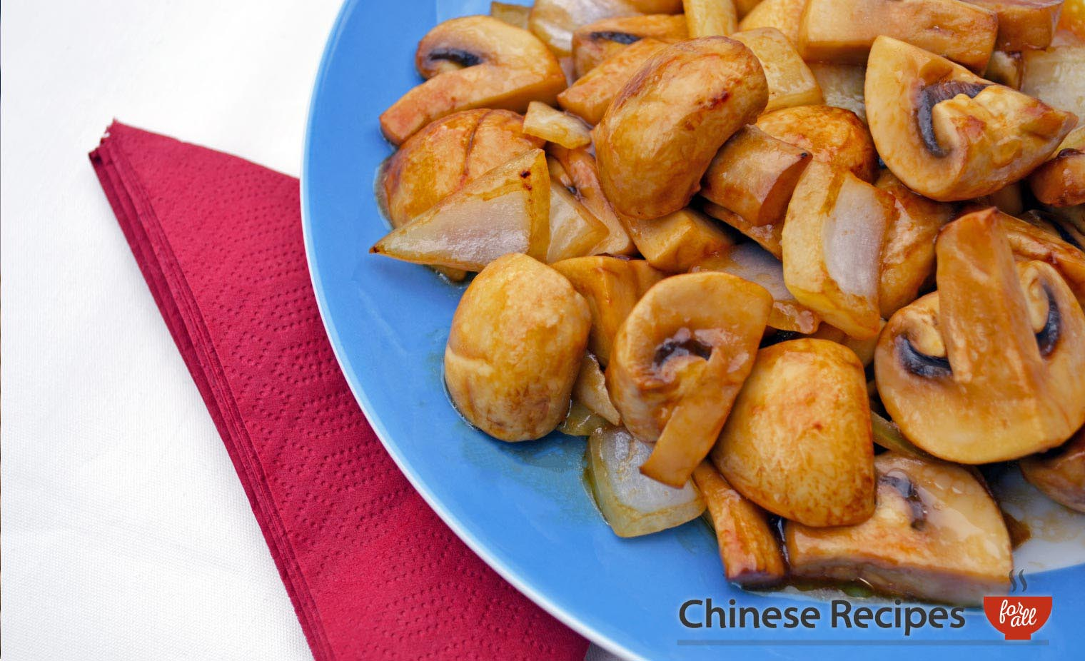 Mushrooms - Chinese Recipes For All