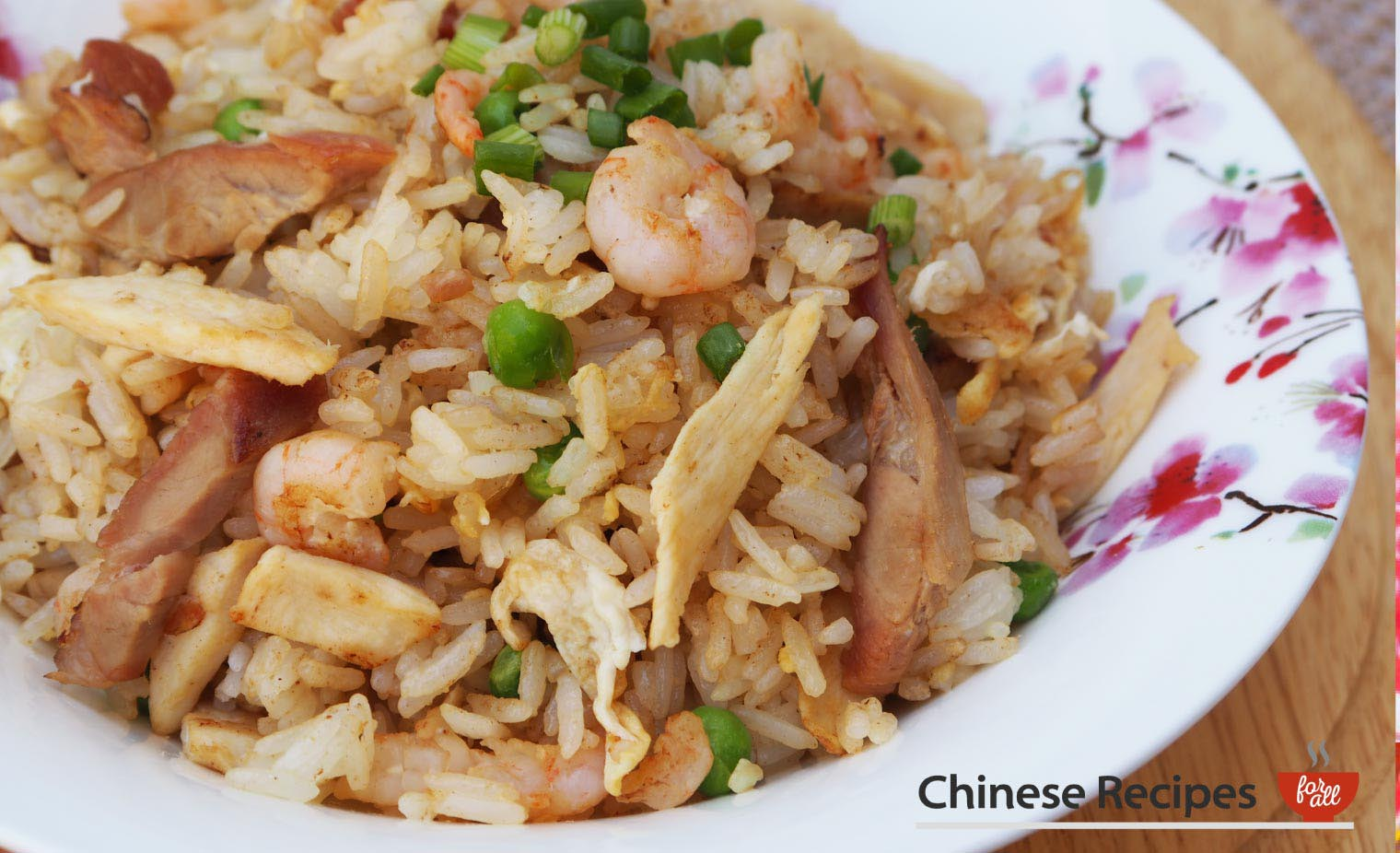 Special Fried Rice Chinese Recipes For All